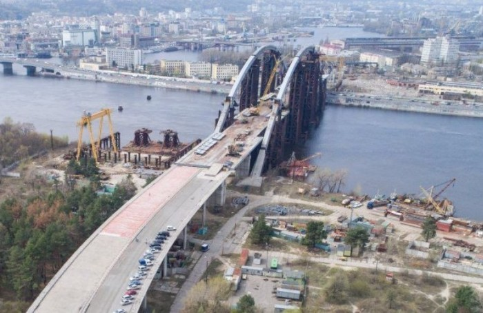 МИУ выступает за строительство платных мостов в Украине
