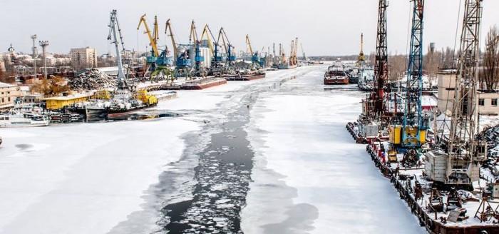 МІУ хоче вдосконалити правила оголошення льодових кампаній в портах