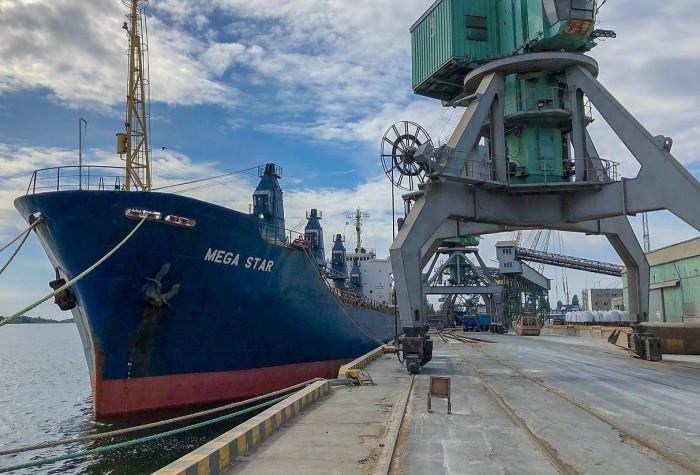 Начался прием заявок на участие в концессионном проекте в порту Херсон