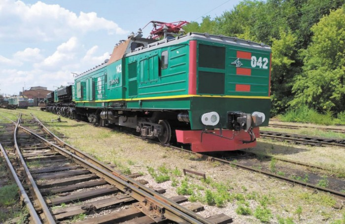 В частном тяговом парке в Украине более 2,5 тыс. локомотивов