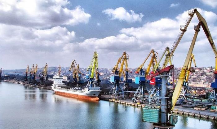 Украинские морские порты побили 10-летний рекорд по перевалке контейнеров