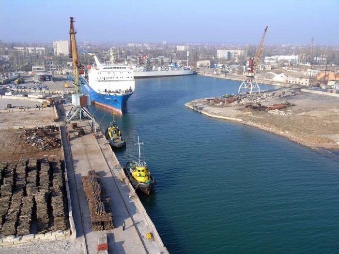 Причалы порта «Скадовск» предлагают в аренду