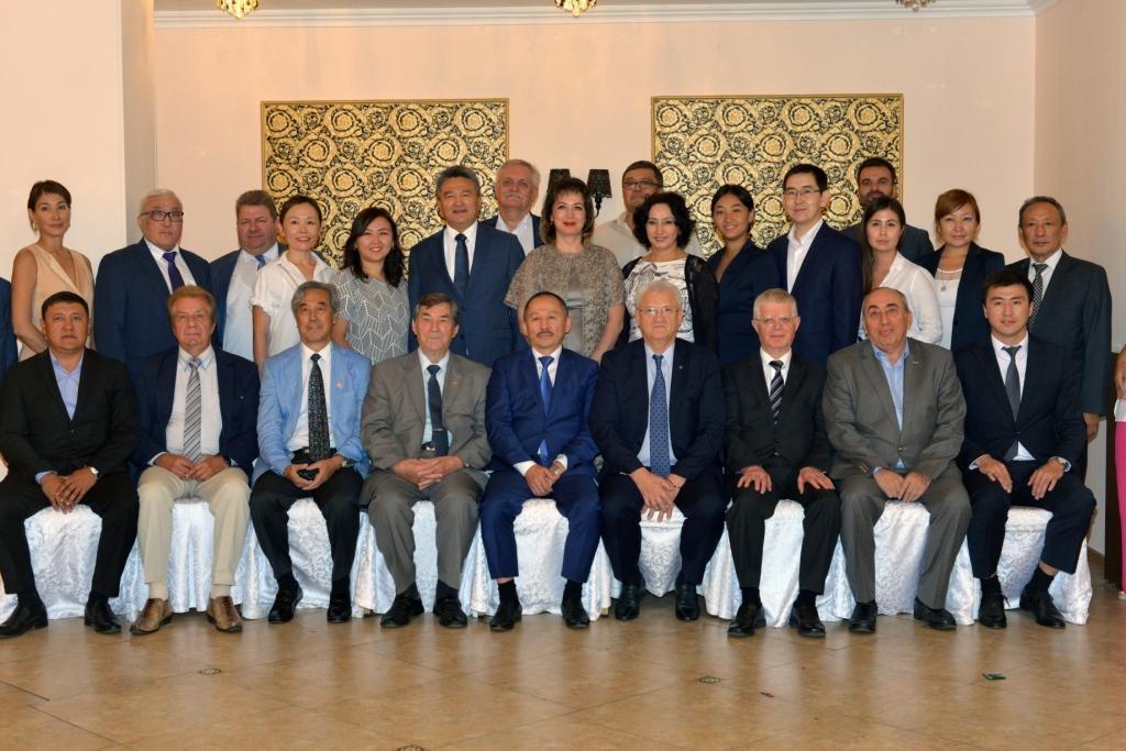 27 августа 2018 в г. Алматы расширенные Общее собрание членов Евразийского союза транспортных, экспедиторских и логистических организаций (ЭСТЕЛО)