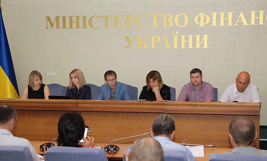 17 июля 2018 заседание Таможенного комитета Общественного совета при Министерстве финансов Украины