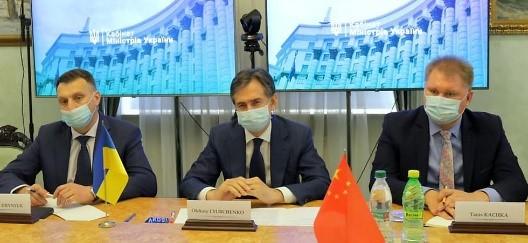 Китай зацікавлений в нарощуванні поставок українських зернових і бобових - Мінекономіки