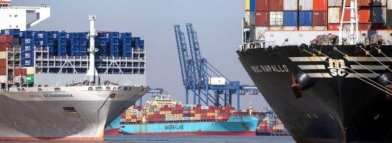 Десять найбільших контейнерних ліній контролюють 85% ринку - Alphaliner