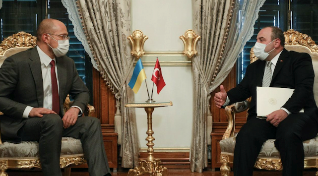 Украина заинтересована в реализации совместных инвестиций с турецкими компаниями, - Владислав Криклий