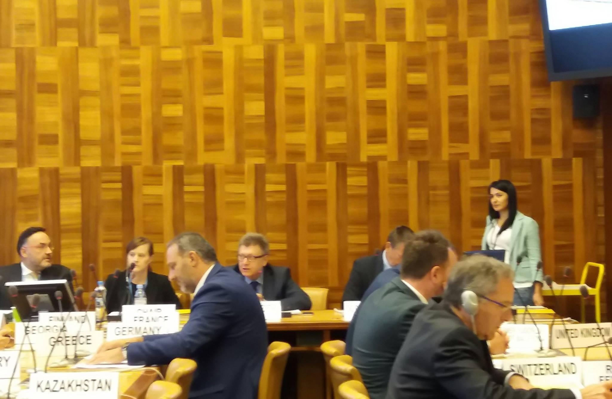 30-я сессия Рабочей группы по тенденциям и экономике транспорта (WP.5) Европейской экономической комиссии ООН.