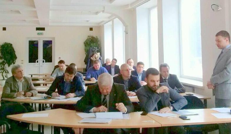 Общее Собрание Ассоциации «Укрвнештранс» подвело итоги работы за 2017 год